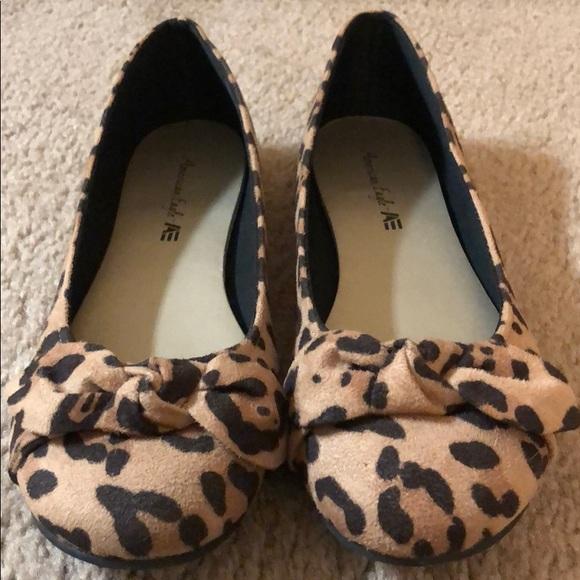 Payless Shoes   Leopard Flats   Poshmark